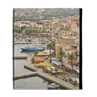 View of Quay and Waterfront iPad Folio Case