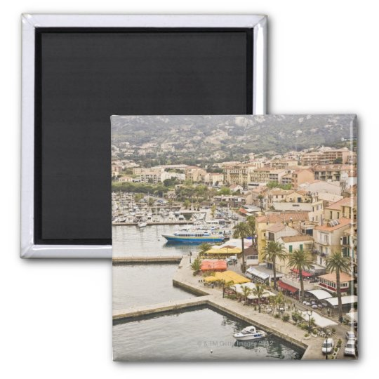 View of Quay and Waterfront Square Magnet