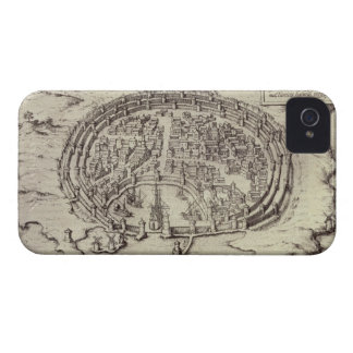 View of Rhodes, from 'Theatre of the Main Towns in iPhone 4 Covers