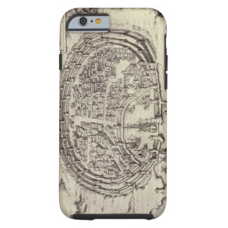 View of Rhodes, from 'Theatre of the Main Towns in Tough iPhone 6 Case