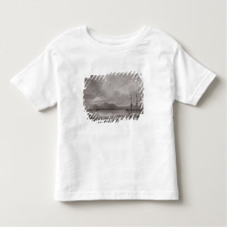 View of Rio de Manila (lithograph) T-shirt