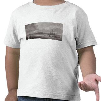 View of Rio de Manila lithograph Tee Shirt