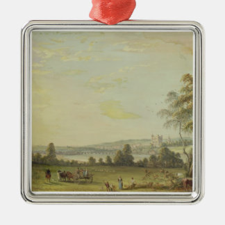 View of Rochester Christmas Ornament