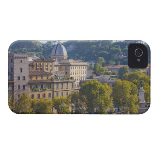 View of Rome from Castel Sant' Angelo iPhone 4 Case-Mate Case