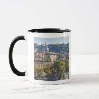 View of Rome from Castel Sant' Angelo Mug