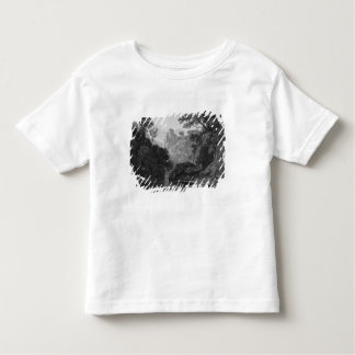 View of Roslin Castle Toddler T-Shirt