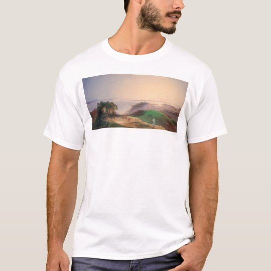 View of San Francisco Bay (0576A) T-Shirt