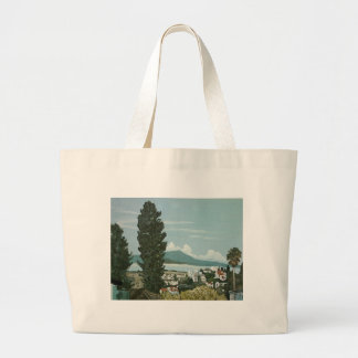 View of San Francisco Bay from Oakland Hills (CA) Canvas Bags