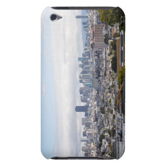 View of San Francisco skyline iPod Case-Mate Cases