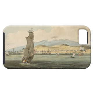 View of Santa Cruz, plate 3 from 'A Voyage to Coch Case For The iPhone 5
