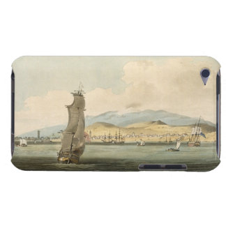View of Santa Cruz, plate 3 from 'A Voyage to Coch iPod Touch Covers