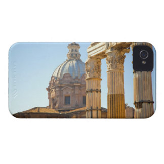 View of Santi Luca e Martina in the Roman Forum iPhone 4 Covers