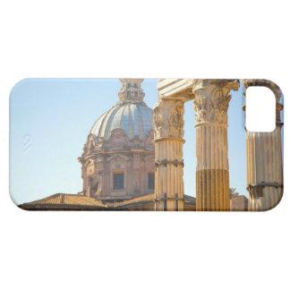 View of Santi Luca e Martina in the Roman Forum iPhone 5 Case