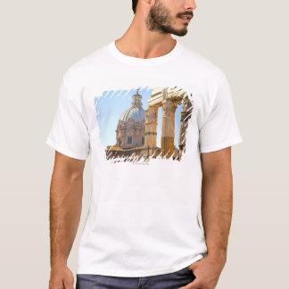 View of Santi Luca e Martina in the Roman Forum T-Shirt