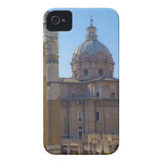View of Santi Luca e Martina iPhone 4 Case-Mate Case