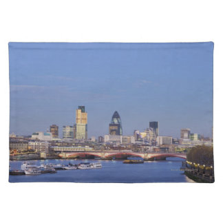 View of Skyline Placemat
