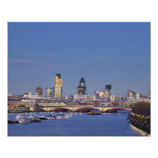 View of Skyline Poster