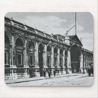 View of Smithfield Meat Market, c.1905 Mousepads