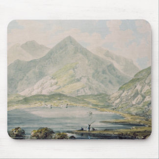 View of Snowdon Mouse Mat