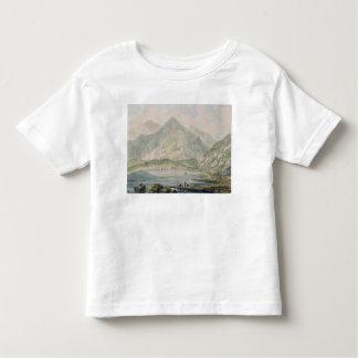 View of Snowdon Toddler T-Shirt