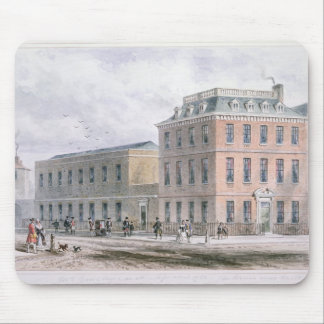 View of Soho Square and Carlisle House Mouse Pads