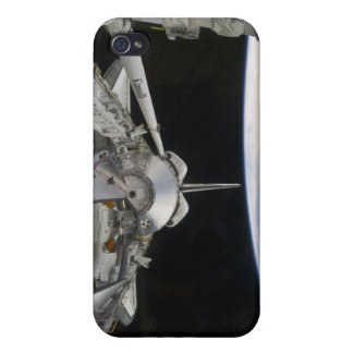 View of Space Shuttle Discovery Covers For iPhone 4
