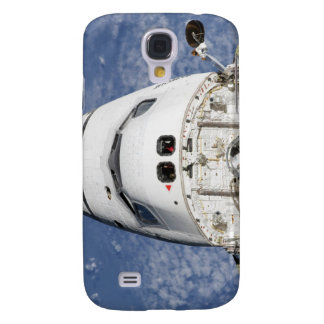 View of space shuttle Endeavour's crew cabin Galaxy S4 Case