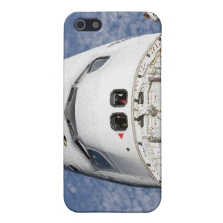 View of space shuttle Endeavour's crew cabin iPhone 5/5S Cover