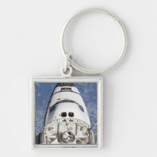 View of space shuttle Endeavour's crew cabin Key Ring