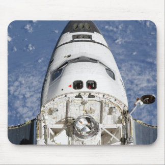 View of space shuttle Endeavour's crew cabin Mouse Mat
