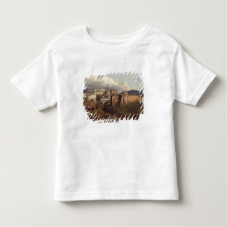 View of St. John Lateran, Rome, 1822 Toddler T-Shirt