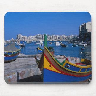 View of St. Julian, Malta Mouse Mat