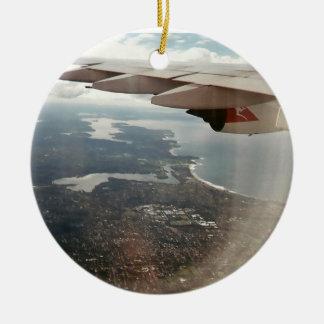 View of Sydney Christmas Ornament