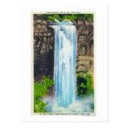 View of Taughannock Falls Postcard