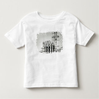 View of the apse and the tower, built toddler T-Shirt