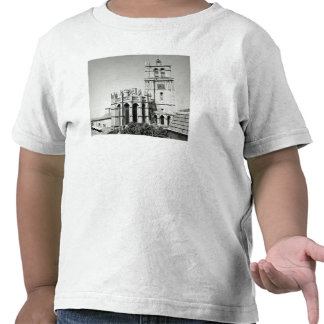 View of the apse and the tower built tee shirts