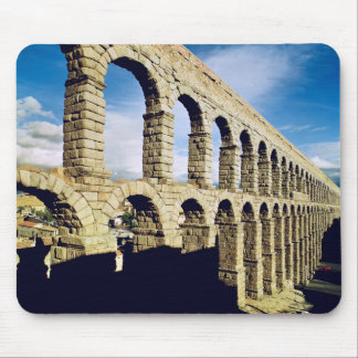 View of the aqueduct mouse mat