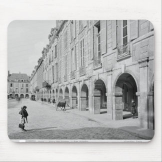 View of the arcade of Place des Vosges Mouse Pad