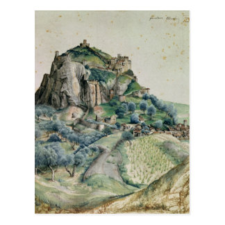 View of the Arco Valley in the Tyrol, 1495 Postcard