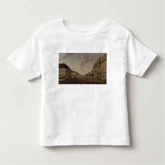 View of the armory and Unter den Linden Street Toddler T-Shirt
