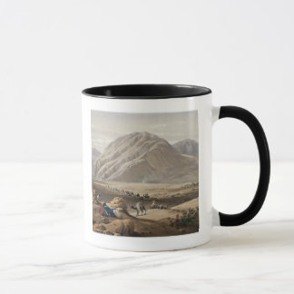 View of the Baba-Naunee Mountain, from 'Sketches i Mug