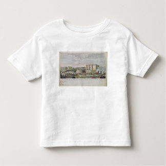 View of the Bastille and the Porte Saint-Antoine Toddler T-Shirt