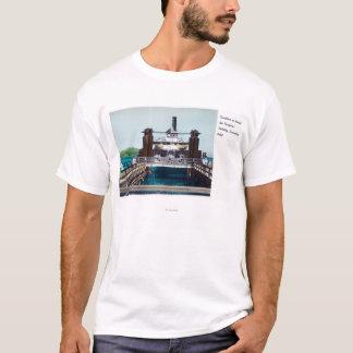 View of the Berkeley Ferryboat Trade Fair T-Shirt