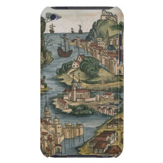 View of the Bosporus entering from the Black Sea, Barely There iPod Case