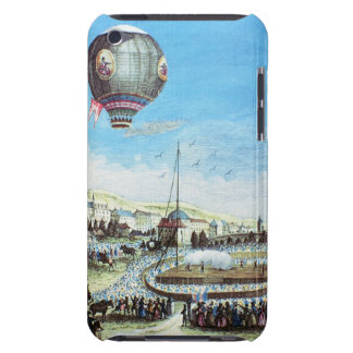 View of the Brolteaux in Lyon and the third flight iPod Touch Cases