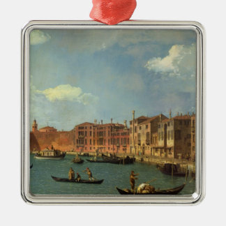 View of the Canal of Santa Chiara, Venice Christmas Ornament