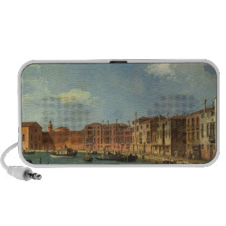 View of the Canal of Santa Chiara, Venice PC Speakers