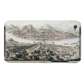 View of the Capital City and Fortress of Salzburg, iPod Touch Case-Mate Case