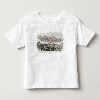 View of the Capital City and Fortress of Salzburg, Toddler T-Shirt