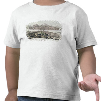 View of the Capital City and Fortress of Salzburg, Tshirt